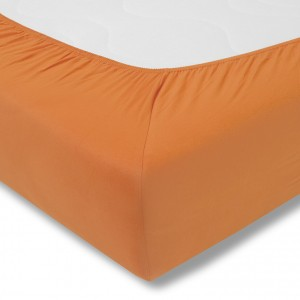 Plachta Zwirn-Jersey Orange