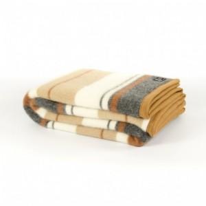 Deka wool-cotton pruhovaná