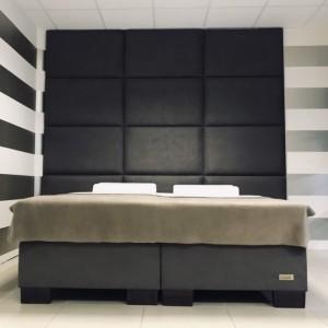 Čalúnená posteľ samostatný...