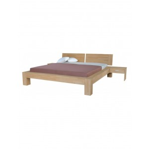 Buková posteľ ESTA