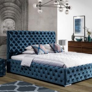Čalúnená posteľ Designero Roma