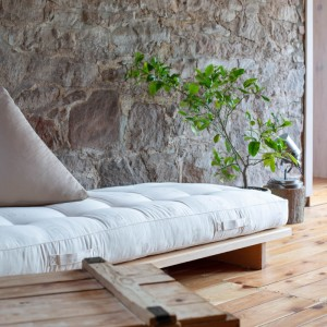 Futon organic 200 x 200 cm