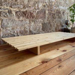 Rošt pod futon 200 x 200 cm