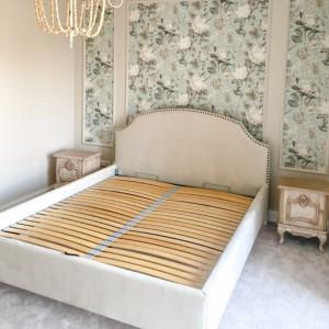 Čalúnená posteľ Holly....